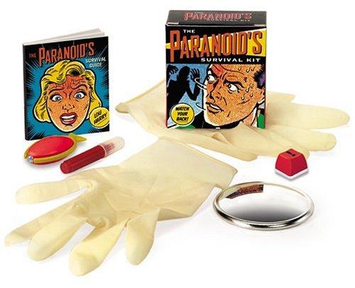 The Paranoid's Survival Kit: Watch Your Back (Mega Mini Kits)
