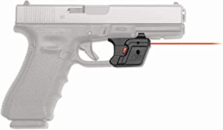 Crimson Trace DS-121 Defender Series Accu-Guard Red Laser Sight for GLOCK Full-Size and Compact Pistols