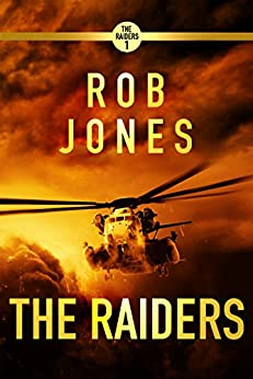 The Raiders by [Rob Jones]