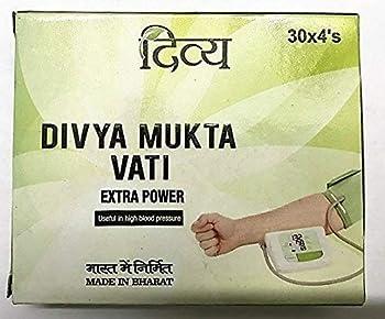 2 x Divya Mukta Vati  120 Tablets - Pack of 2