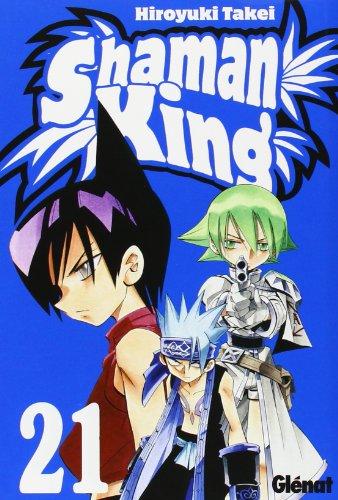 Shaman King 21