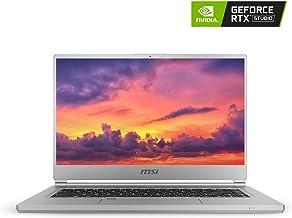 "MSI P65 Creator-1084 15.6"" 4K UHD Display, Ultra-Thin and Light, RTX Studio Laptop,.."