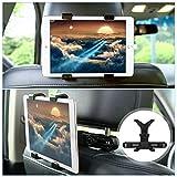 GHB Supporto Tablet Auto Supporto Poggiatesta Tablet per Auto Tablet e Ipad Universale da 7 a 10...