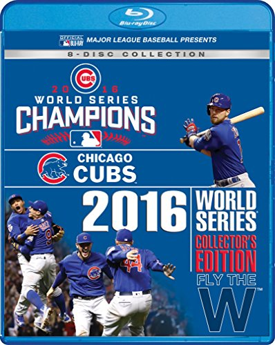 Chicago Cubs 2016 World Series Collector's Edition [Blu-ray]