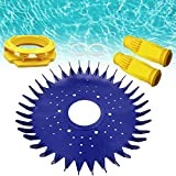 Pool Cleaner Parts for barracud G3 (Set of 6),Includes W70329 Finned Seal, W69698 Long Life...