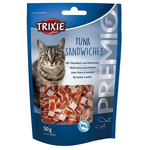 TX-42731 Premio Tuna Sandwiches 50 g