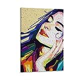 liutao Anne Hathaway Poster, dekoratives Gemälde,