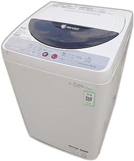 シャープ 全自動洗濯機 送風乾燥タイプ 5.5kg  ブラック ES-GE55K-B