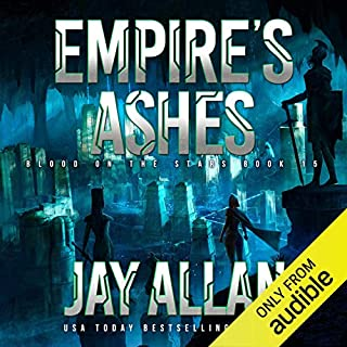 Empire's Ashes cover art