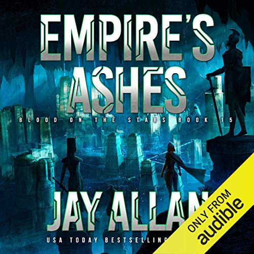 Page de couverture de Empire's Ashes