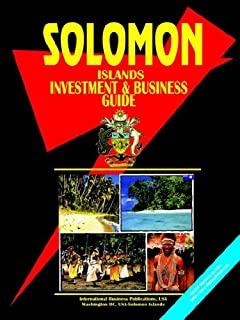 Solomon Islands Investment and Business Guide