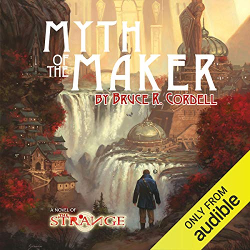 Couverture de Myth of the Maker