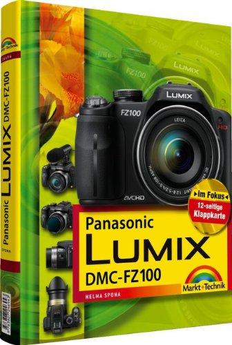 Panasonic Lumix DMC-FZ100: mit 12-seitiger Klappkarte