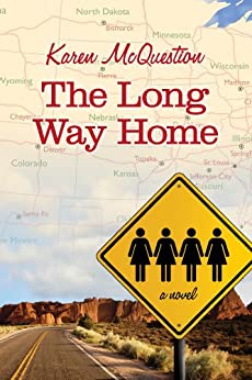 The Long Way Home by [Karen McQuestion]