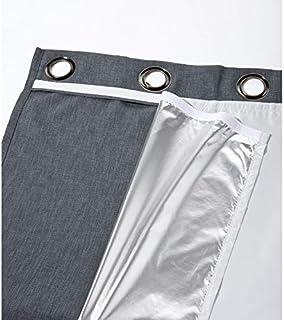 Moondream Forro Térmico Invierno Eco, Aislación Térmica Frío, Tecnología Patentada, Oeko-Tex®, Aluminio, 135 x 240 (An. x Al.) cm cm