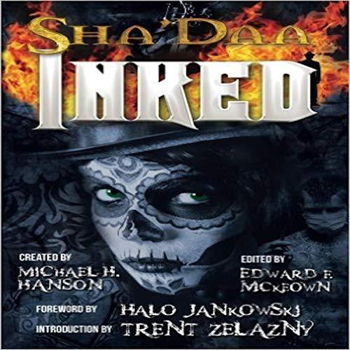 Couverture de Sha'Daa Inked