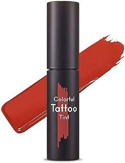 Etude House Tattoo Tint Pk002 Naughty Hipster Long Lasting Lipstick