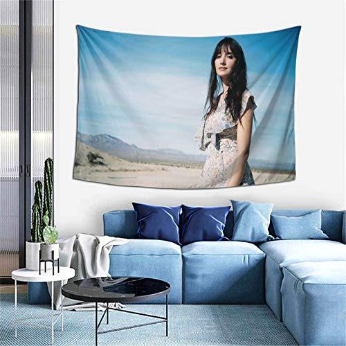 Sara Malakul Lane - Tapiz para sala de estar, dormitorio, dormitorio o pared para colgar tapices de 152,4 x 101,6 cm