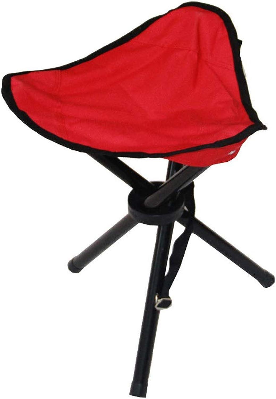 Dszgo Outdoor Portable Folding ThreeLegged Chair Triangle Fishing Chair Tourist Chair Leisure Lined Chair Small Chair Mazar Car Seat Chair Lined Chair Folding Chair