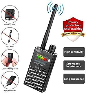 CaGuan Anti-Spy Wireless RF Signal Detector Set [2018 Latest Upgrade] Bug GPS