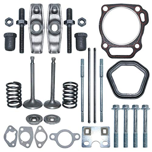 Check Out This AUMEL Valve Lifter Rocker Arm Push Rod Plate Kit For Honda GX390 13HP GX 390 Gaskets ...