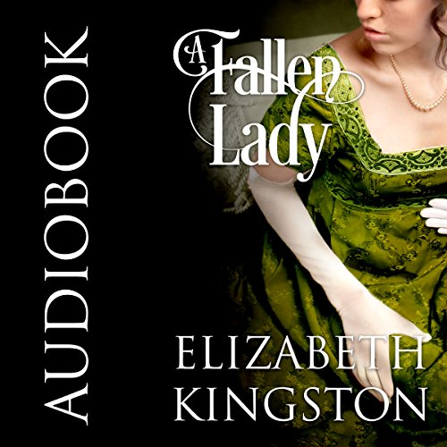 A Fallen Lady audiobook cover art