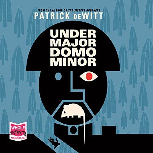 Undermajordomo Minor audiobook cover art