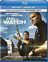 END OF WATCH BD NEWPKG [Blu-ray]
