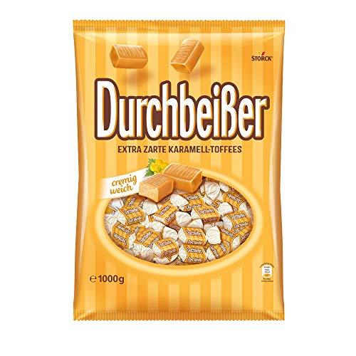Durchbeisser Karamell (1 x 1kg) / Weiches Toffee mit Karamellgeschmack