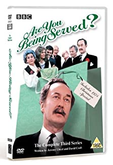 Are You Being Served? - The Complete Third Series