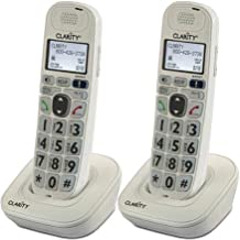 $89 » Clarity D704HS Moderate Hearing Loss Cordless Handset-Bundle (2 Pack)