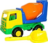 Wader Mirage Cement Mixer Truck with Sand Spade