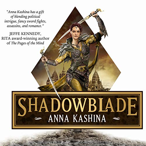 Shadowblade cover art