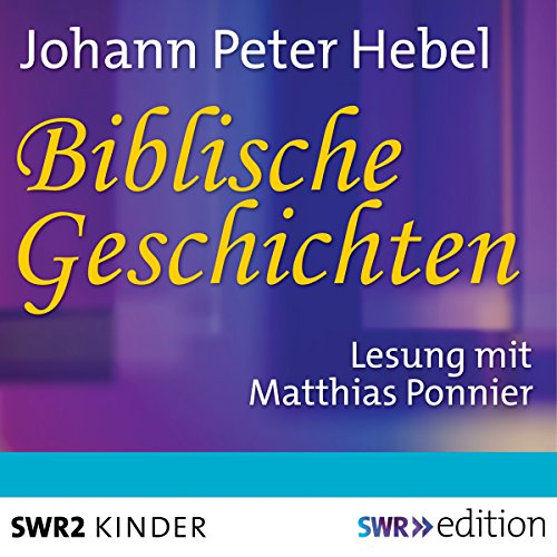 Biblische Geschichten audiobook cover art