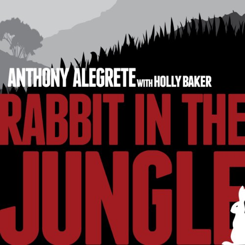 Rabbit in the Jungle audiobook cover art