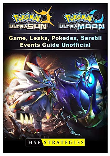 Pokemon Ultra Sun and Ultra Moon Game, Leaks, Pokedex, Serebii, Events, Guide Unofficial