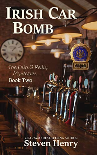 Irish Car Bomb (The Erin O'Reilly Mysteries Book 2)