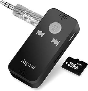 Bluetooth Receiver Car Adapter, Wireless Audio Adapter...