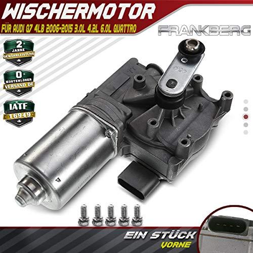 Scheiben Wischer Motor Vorne für Q7 4LB V6 3.0L 3.6L V8 4.2L V12 6.0L 2006-2015 4L1910113