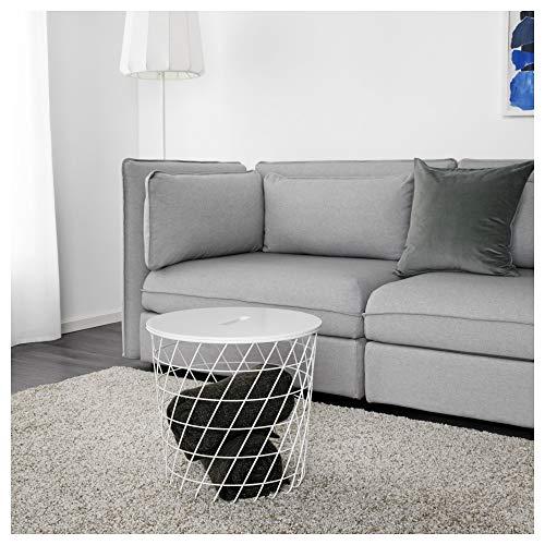 IKEA 303.494.52 Kvistbro Aufbewahrungstisch, Weiß