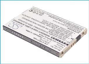 Cameron Sino 1500mAh Battery for Casio C771, GzOne Commando C771, Verizon C771, Commando