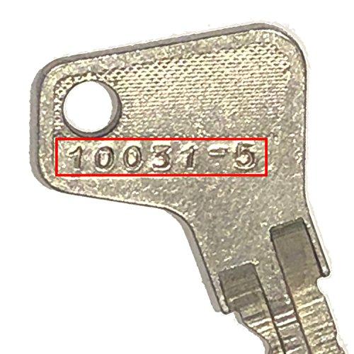 IFA Wartburg Trabant Robur Barkas Schlüssel nach Code/Nummer - Ersatzschlüssel, Zusatzschlüssel für alle Trabant, Wartburg und IFA Modelle