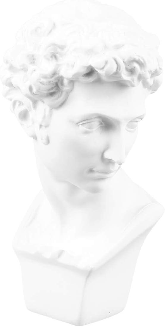 CLISPEED David - Escultura decorativa de busto de David