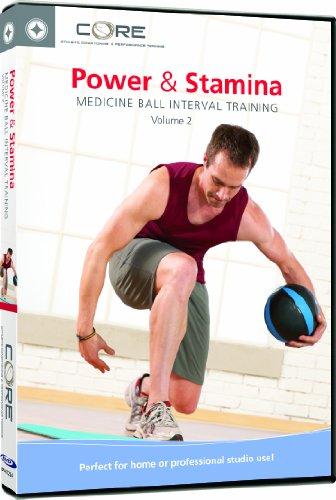 Merrithew Power and Stamina: Medicine Ball Interval Training, Vol 2