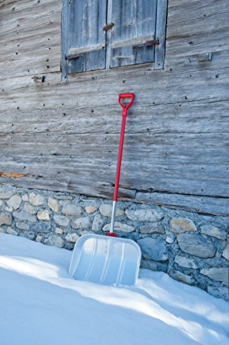 WOLF-Garten multi-star® Aluminium-Schneeschaufel SN-MA 45 / Aluminium-Stiel mit D-Griff ZM-AD 120 ; 1169080 - 3
