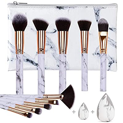 HEYMKGO Makeup Brushes Professional