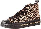 D. Franklin One Way, Zapatillas para Mujer, Multicolor (Leopardo 0053), 41 EU