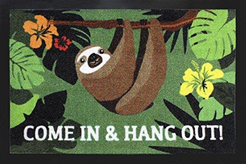 Felpudo Pereza - Come In & Hang Out