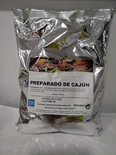 Especias Pedroza Especias Cajun - 1000 g