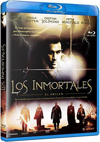 Los Inmortales: El Origen [Blu-ray]